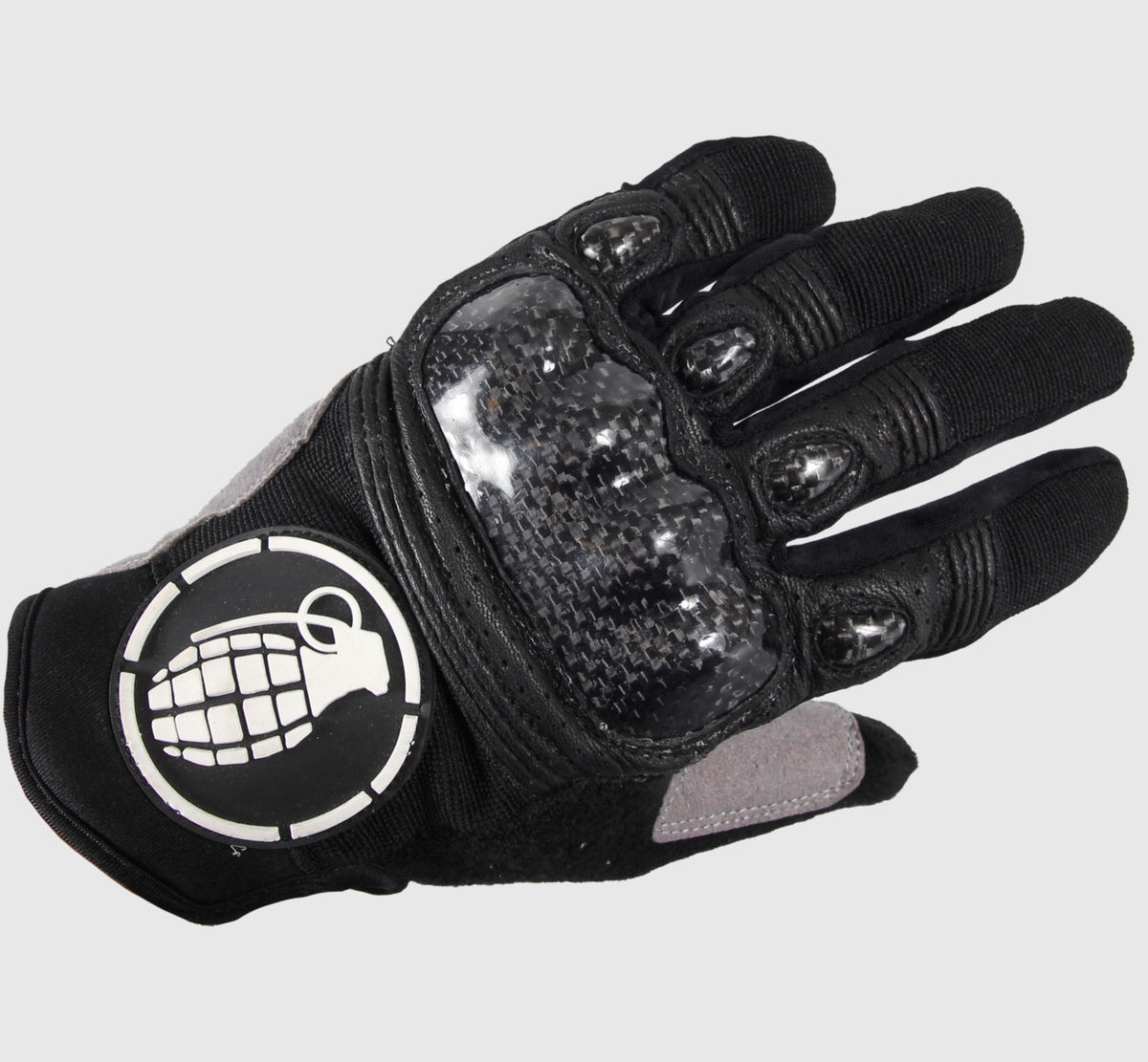 rukavice GRENADE - Knuckle - Black M