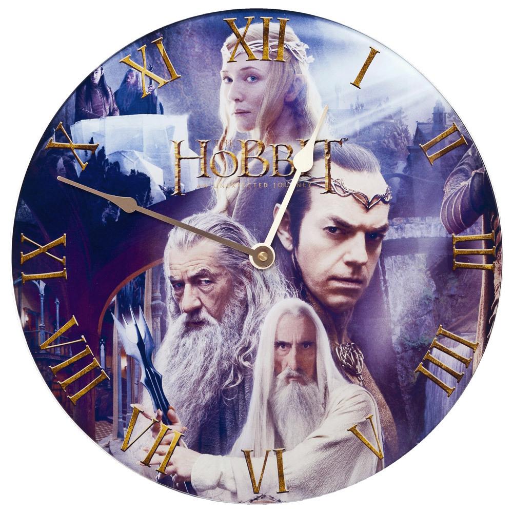 hodiny Hobit