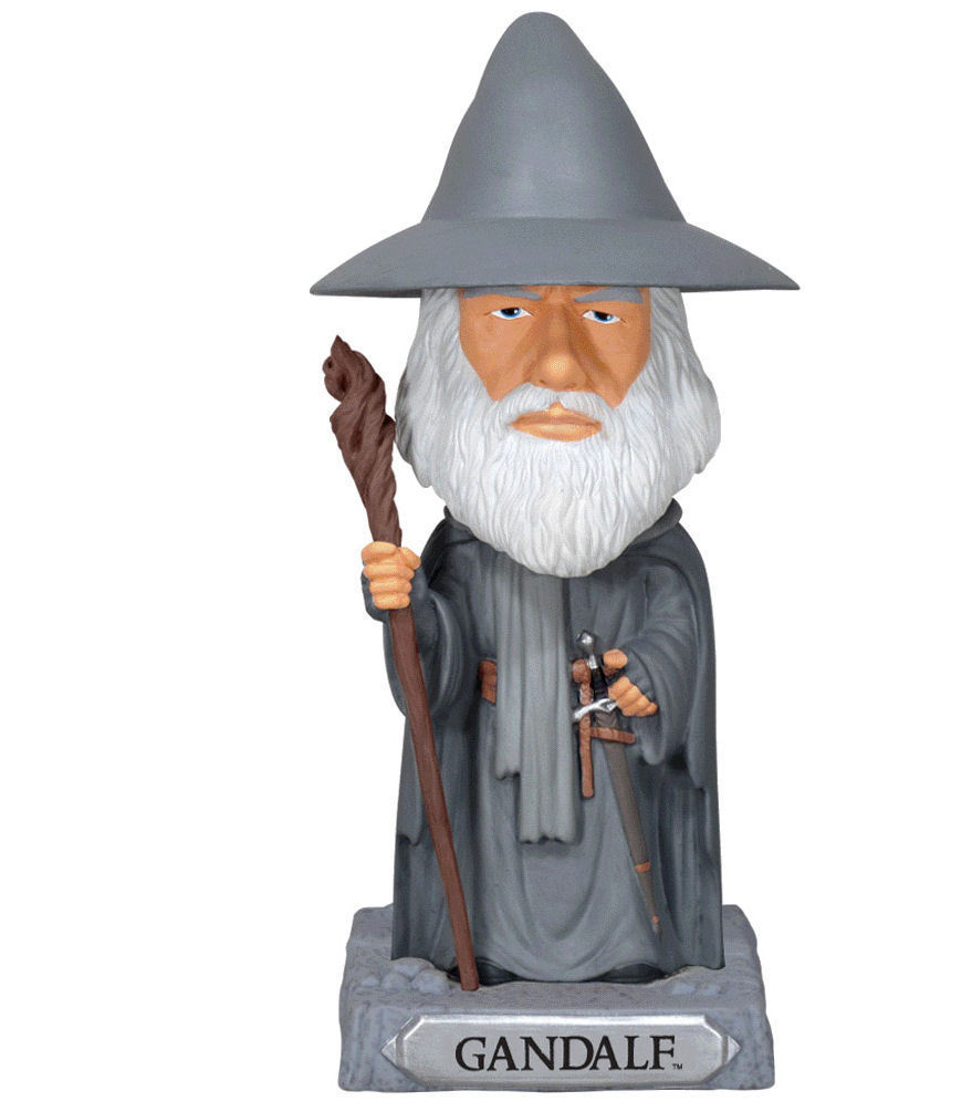 figurka Hobit - Head Knocker Gandalf - JOY33959