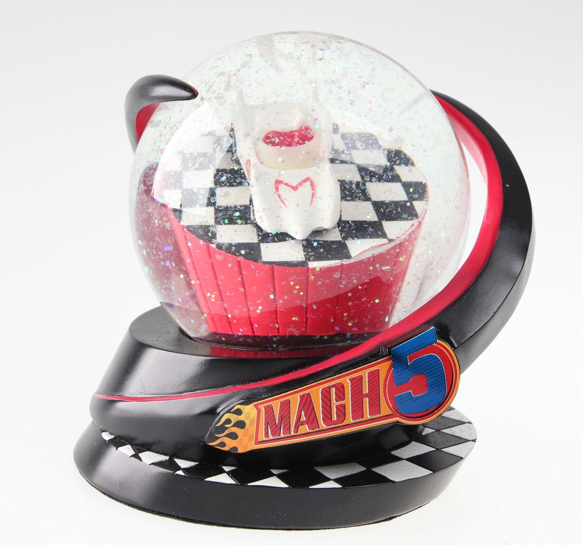 model Speed Racer Statue Mach 5 Globe - NOB03009