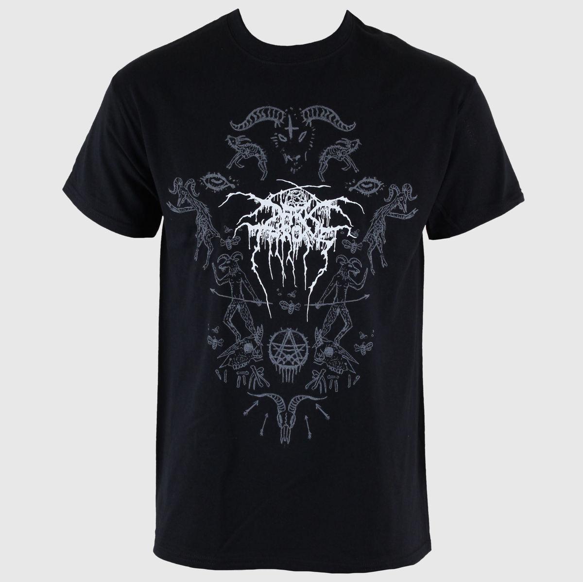 tričko pánské Darkthrone - Goatlord 2012 - RAZAMATAZ - ST1637