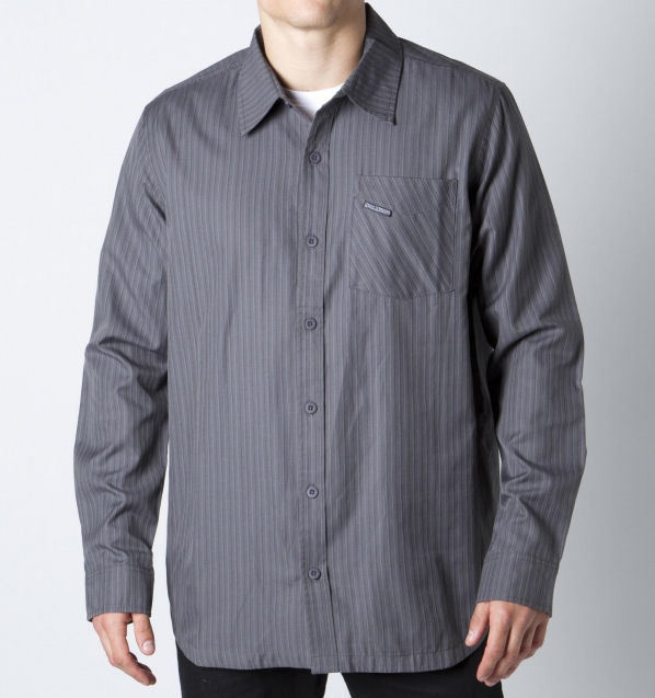 košile pánská METAL MULISHA - Omni - Cha