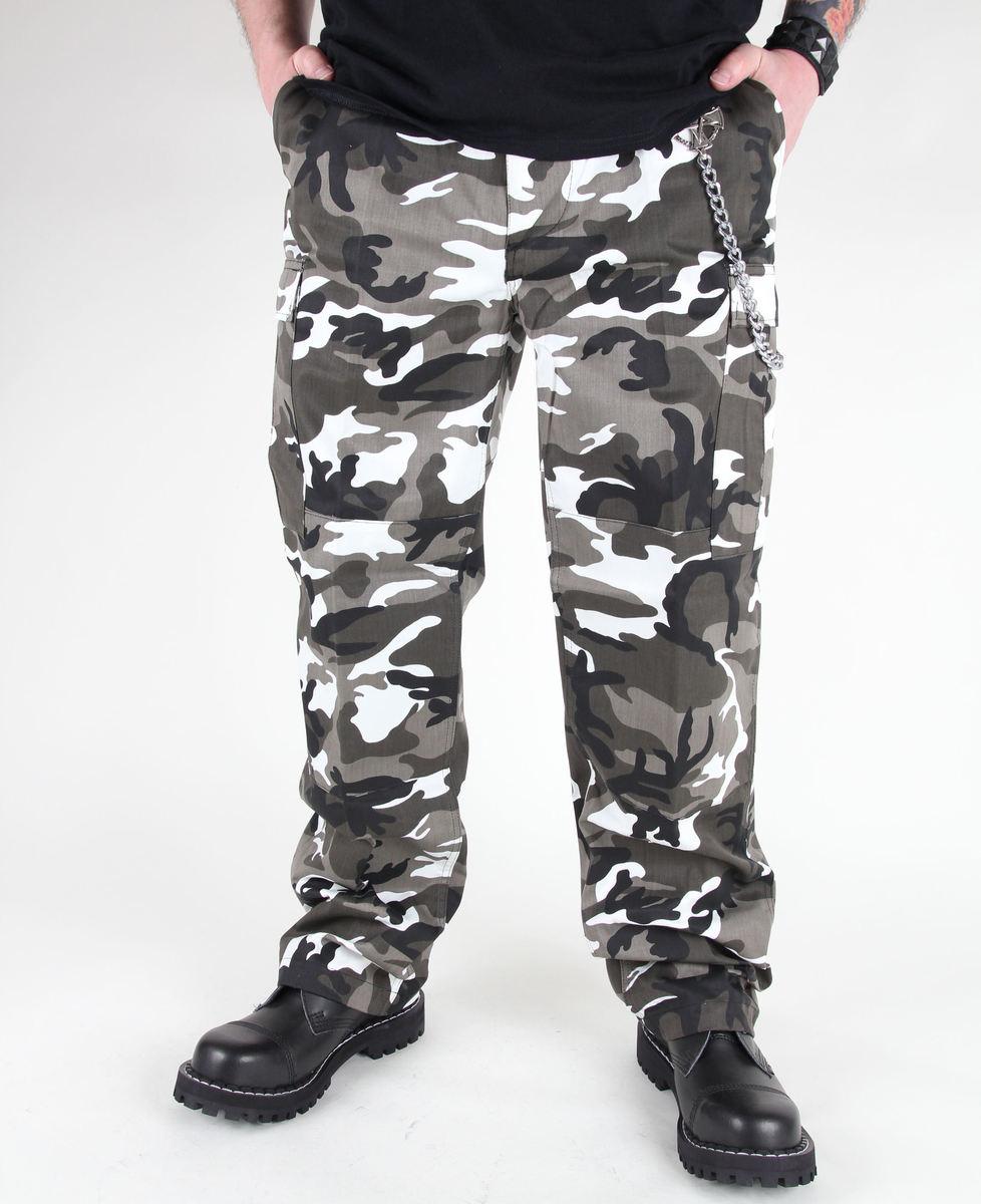 kalhoty pánské MIL-TEC - US Feldhose - Urban - 11805022