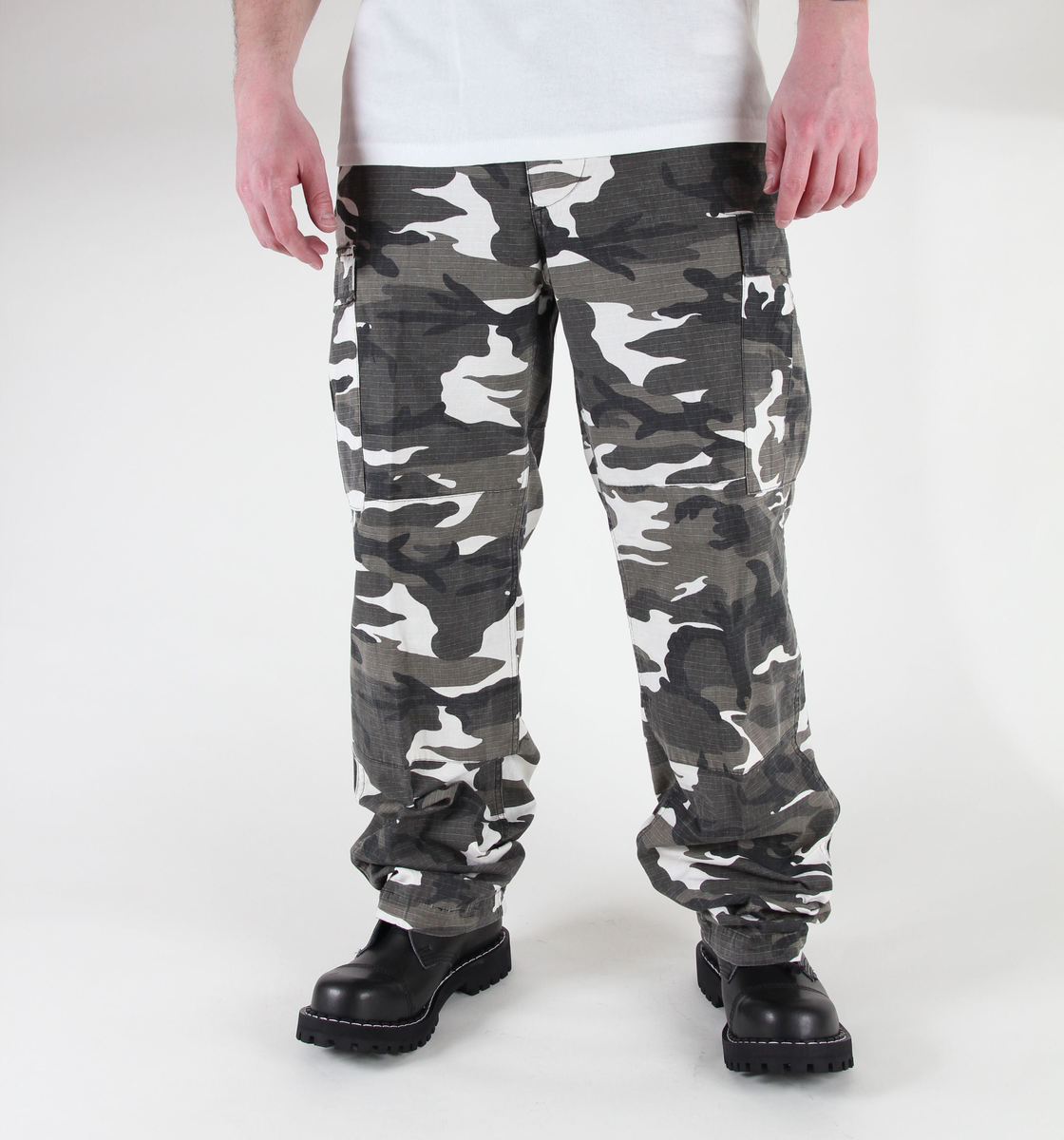 kalhoty pánské MIL-TEC - US Feldhose - CO Prewash Urban - 11825022