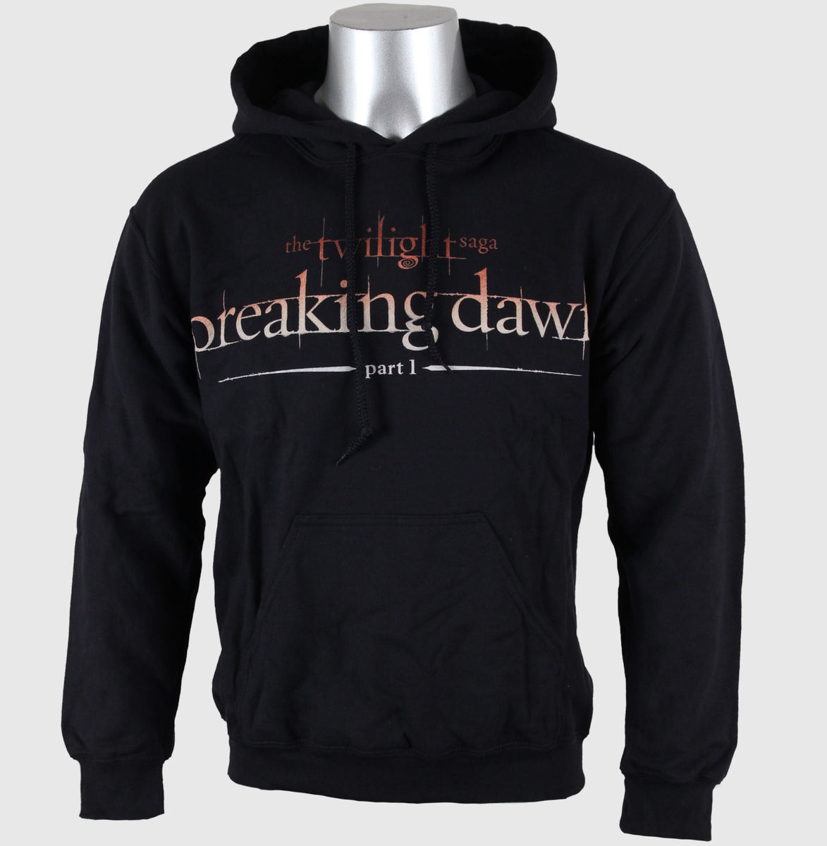 mikina pánská Twilight - Breaking Dawn - Cast Treated - LIVE NATION - PE8791HSBP