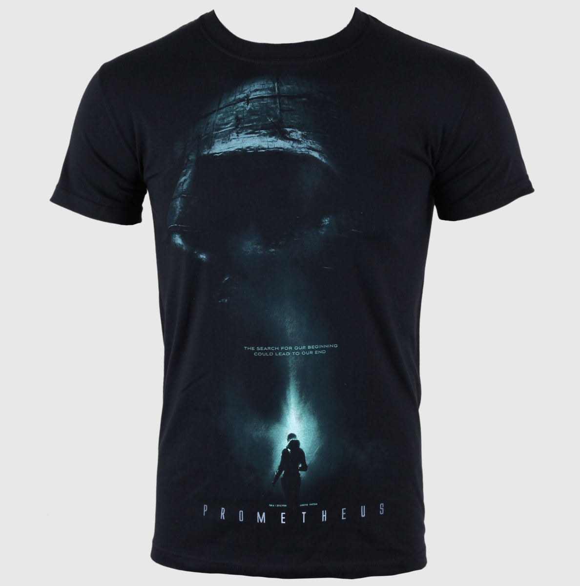 tričko pánské Prometheus - Poster - PLASTIC HEAD - PH7244