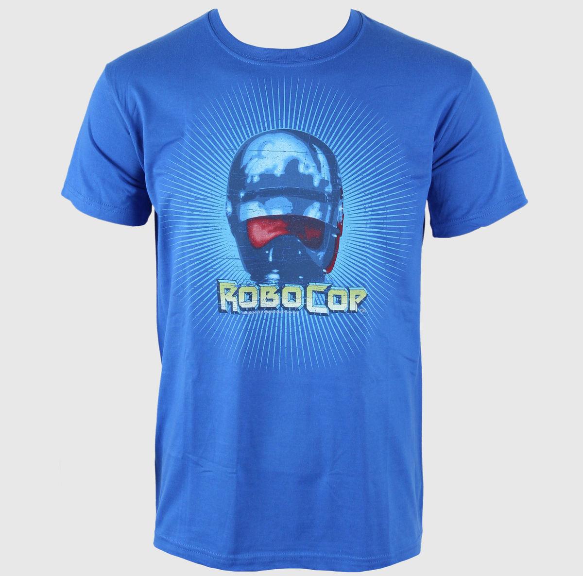 tričko pánské Robocop - Solar - PLASTIC HEAD - PH7208