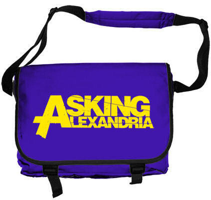taška Asking Alexandria - Logo - PLASTIC HEAD - PHBAG035