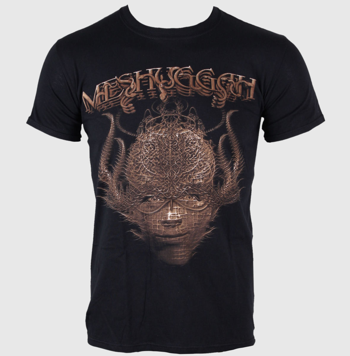 tričko pánské Meshuggah - Gateman - PLASTIC HEAD - PH7183
