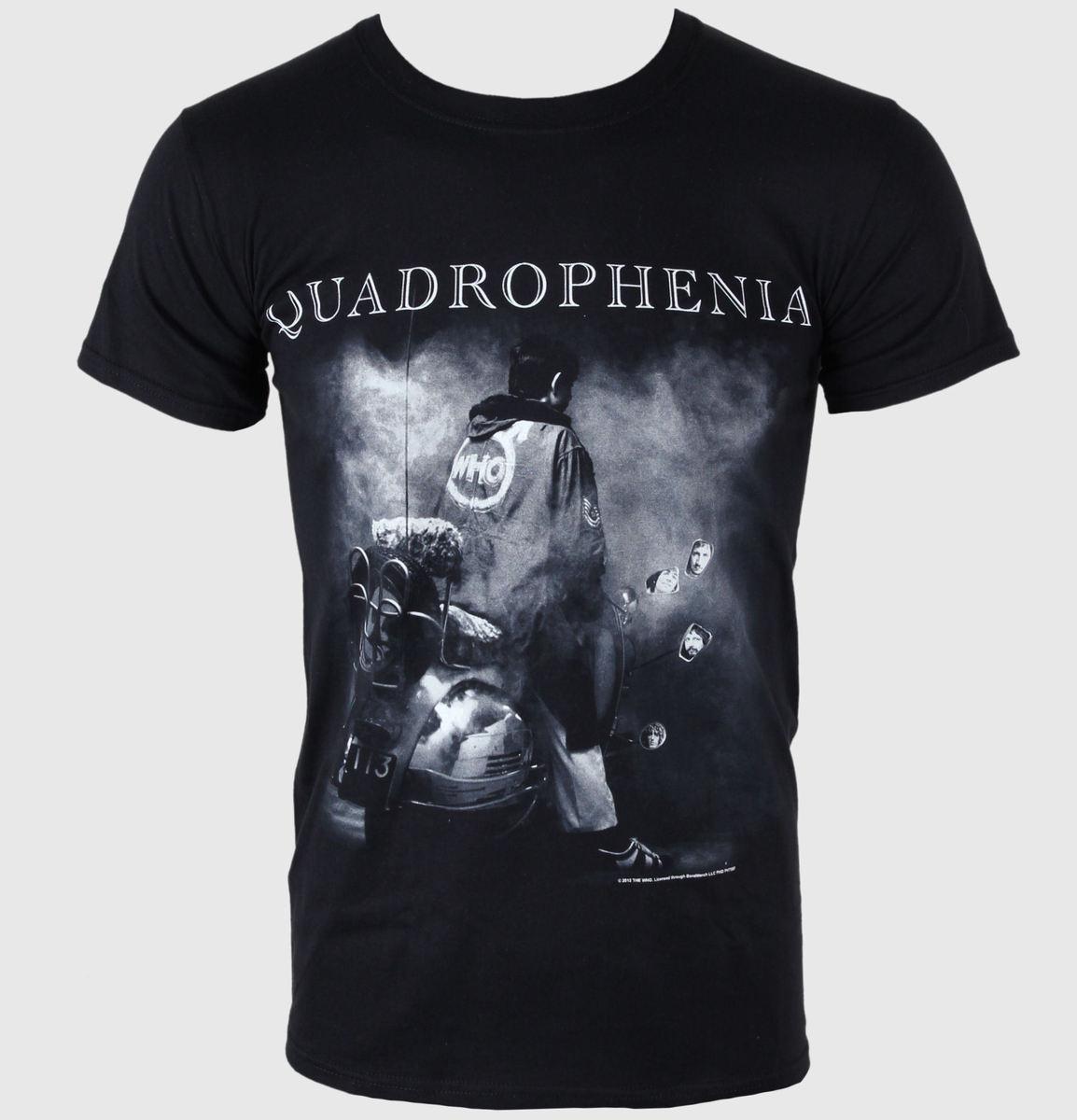 tričko pánské Who - Quadrophenia - PLASTIC HEAD - PH7597