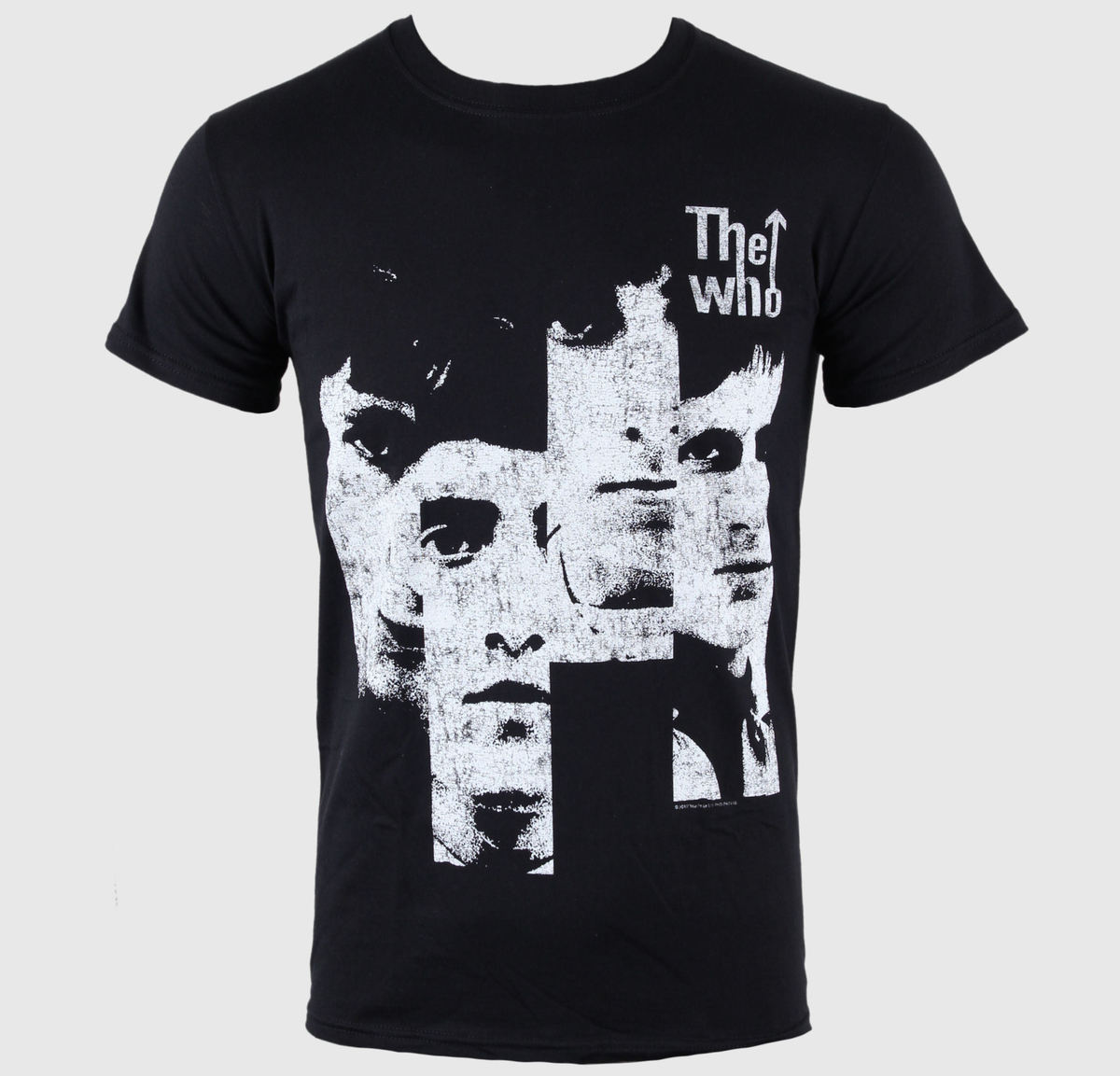 tričko pánské Who - Sections - PLASTIC HEAD - PH7418