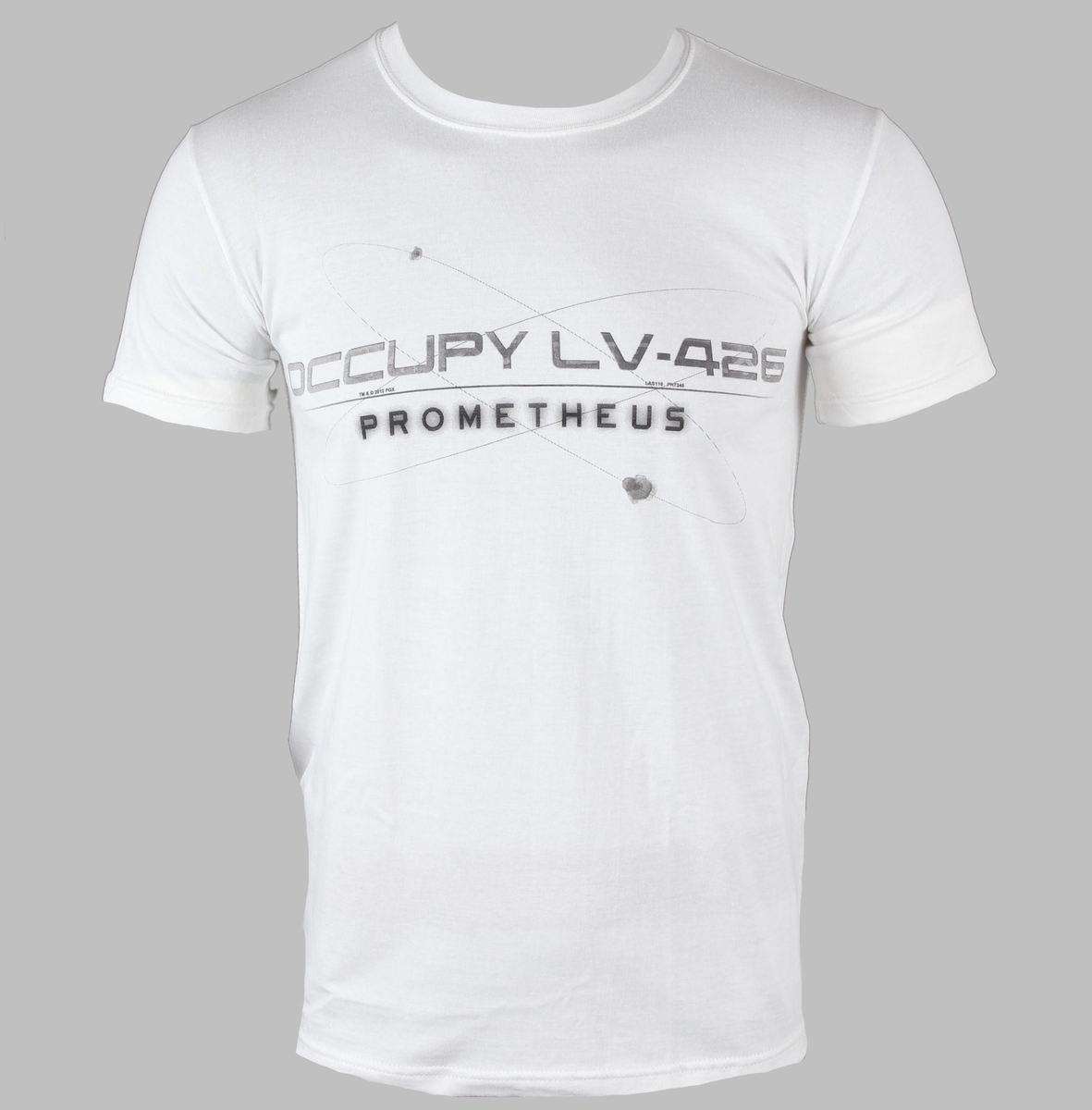 tričko pánské Prometheus - Occupy - PLASTIC HEAD - PH7245