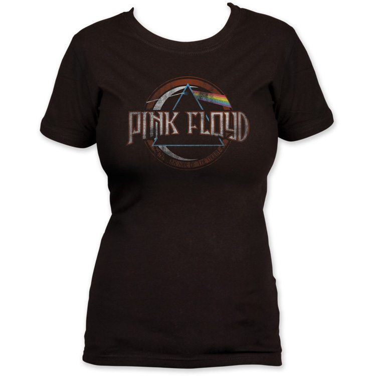 IMPACT Pink Floyd Dark Side of the Moon seal černá