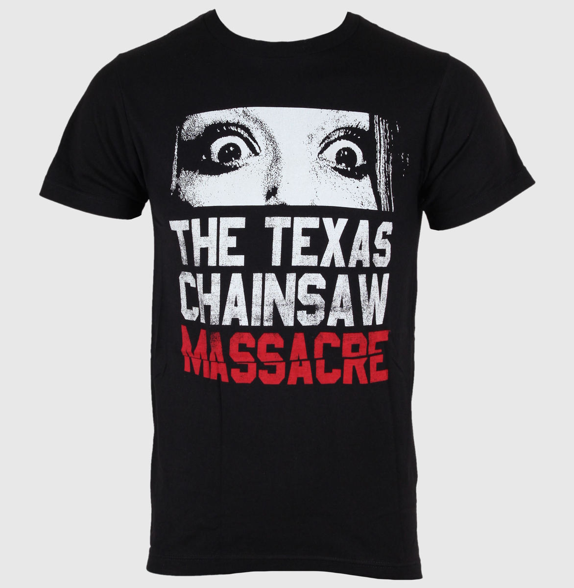 tričko pánské Texas Chainsaw Massacre - Don't Look Now - Black - IMPACT - TCM05