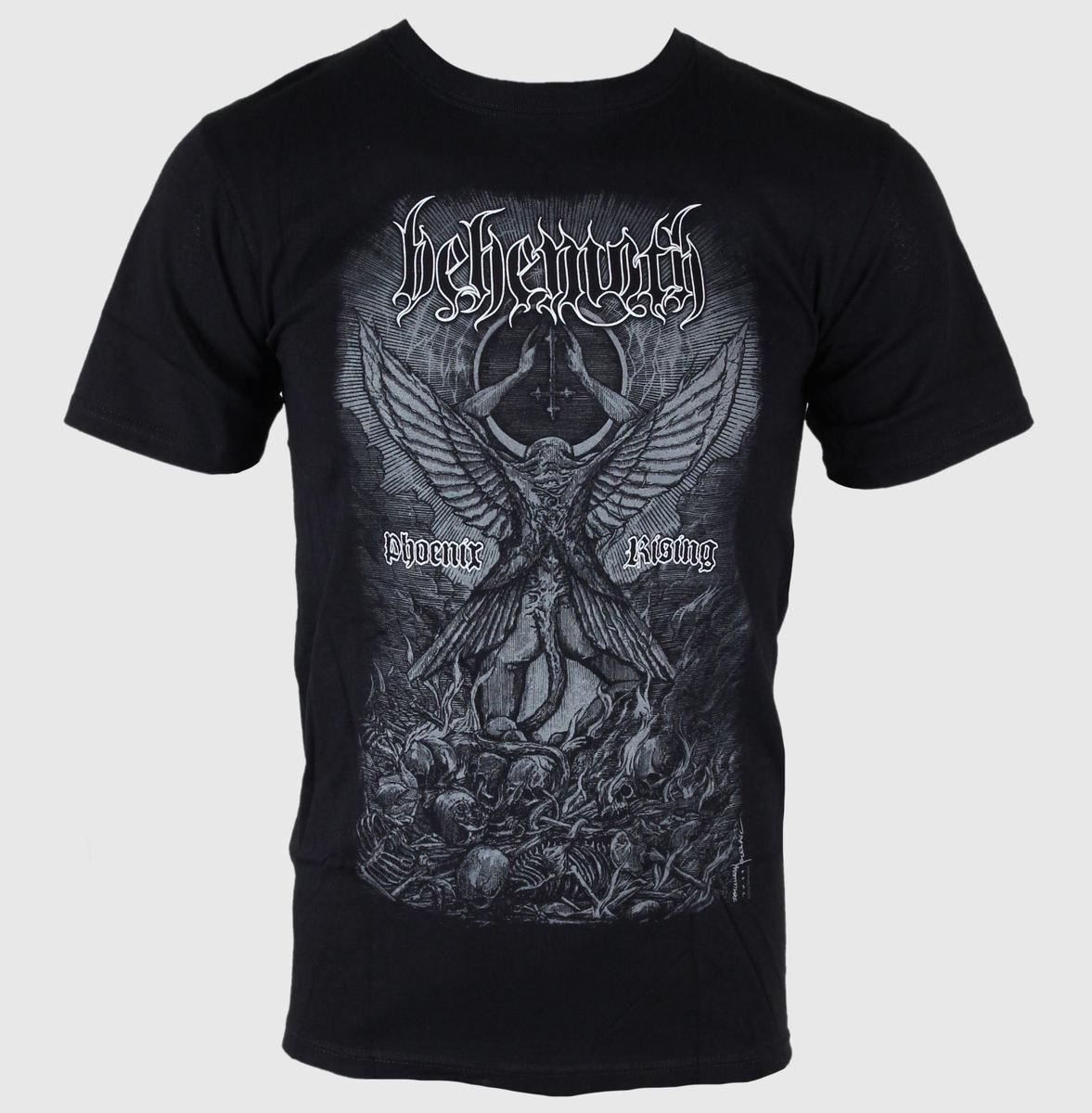 tričko pánské Behemoth - Phnix Ring - 2012 Tour - Blk - JSR - BEH159