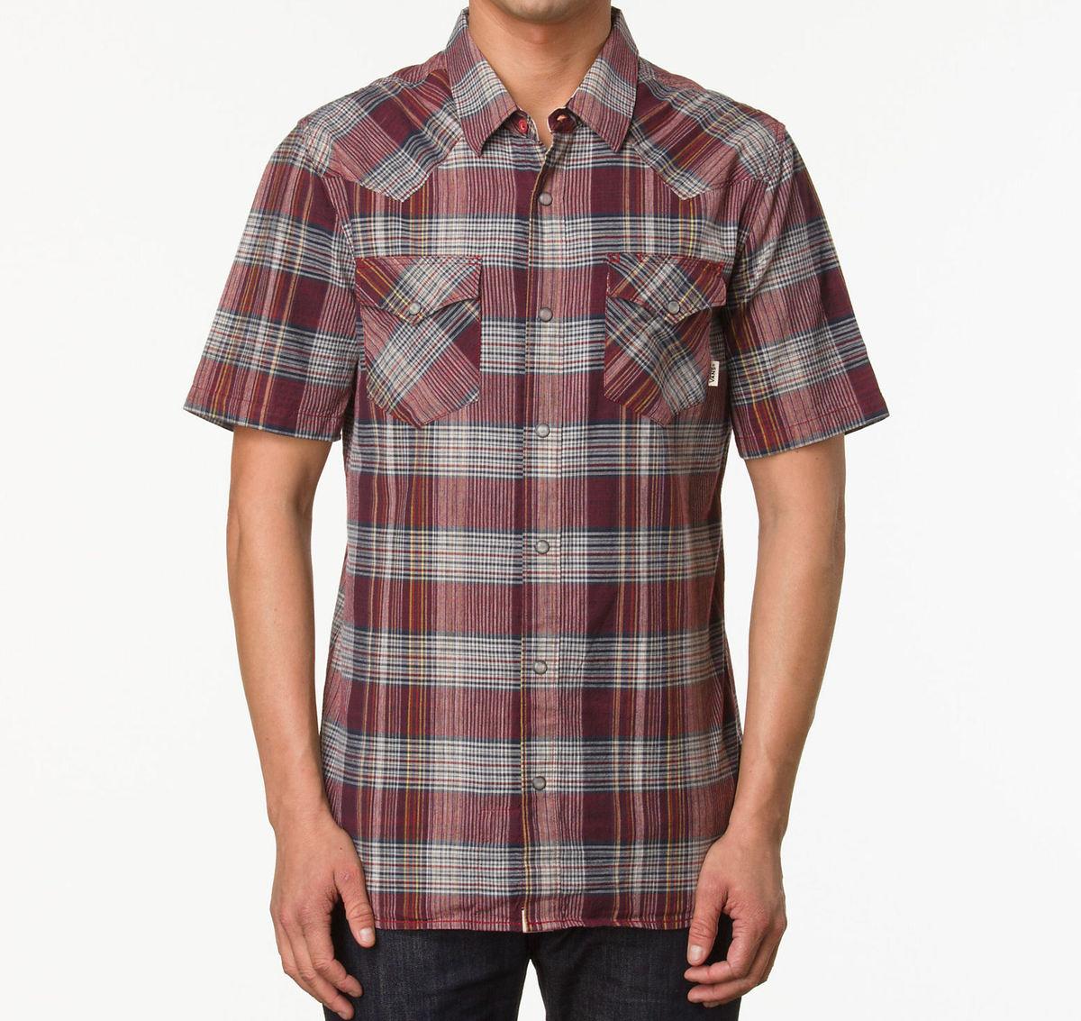 košile pánská VANS