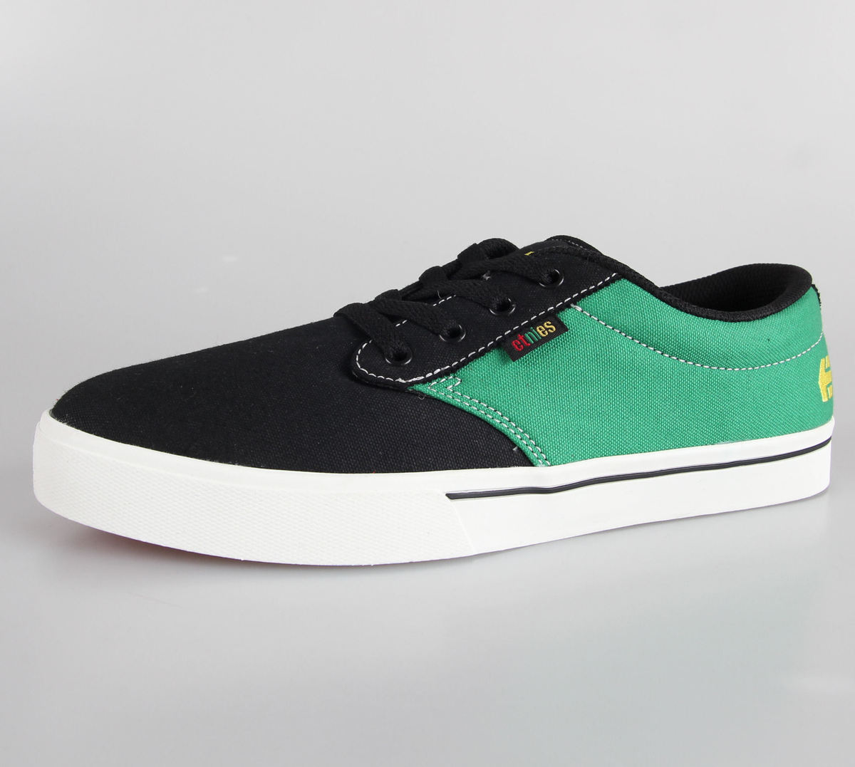 boty pánské ETNIES - Jameson 2 ECO - Black/Green