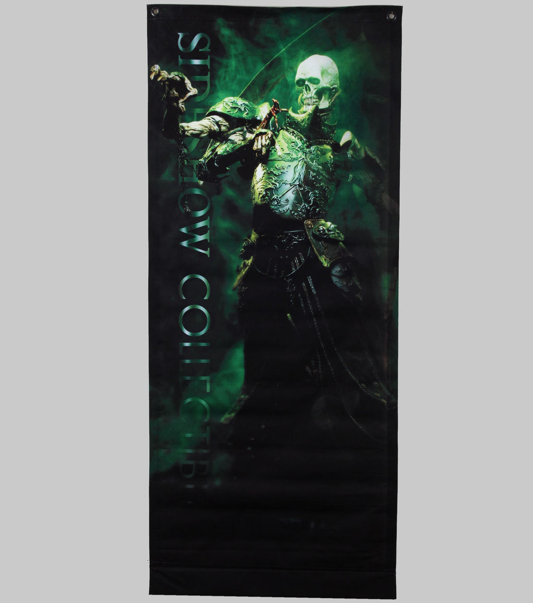 vlajka (banner) World of Warcraft - The Reaper - 64x152 - SSBAN005M
