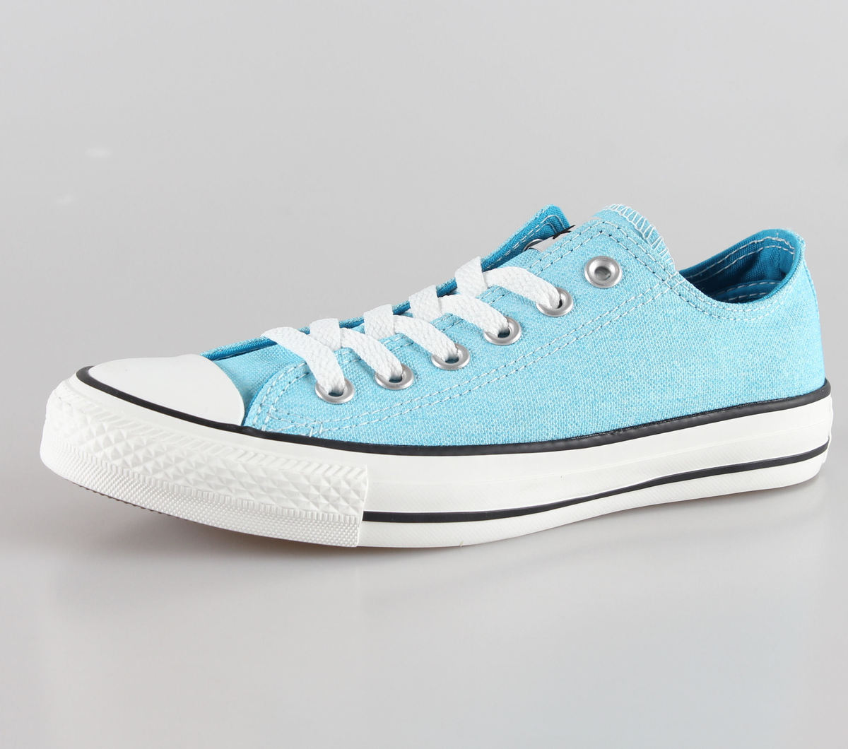 boty dámské CONVERSE - Chuck Taylor All Star OX - NEON - Neon/Blue - C136583