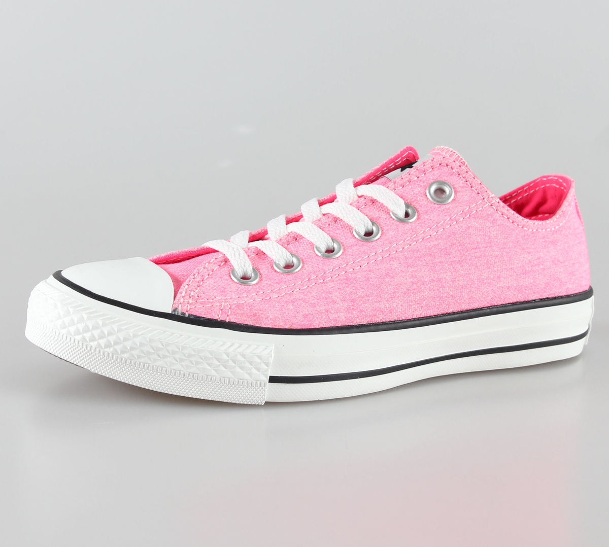boty dámské CONVERSE - Chuck Taylor All Star OX - NEON - Neon/Pink - C136584