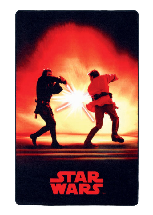 koberec STAR WARS - Carpet Red Fight - BCSW-2