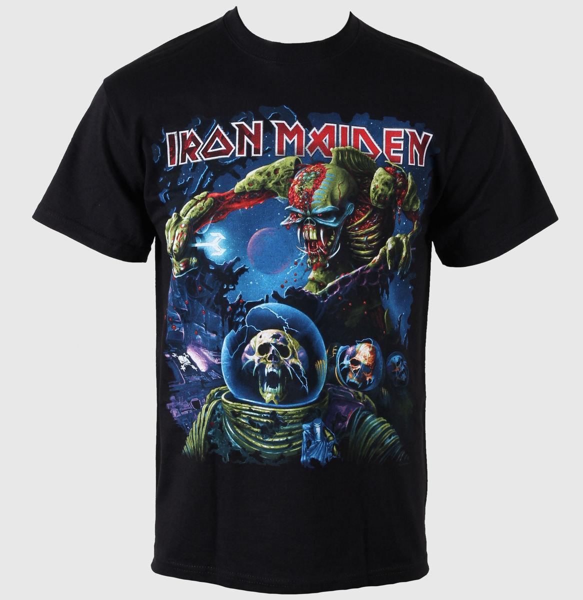 tričko pánské Iron Maiden - Final Frontier - IMTEE17AMB - 2 - ROCK OFF
