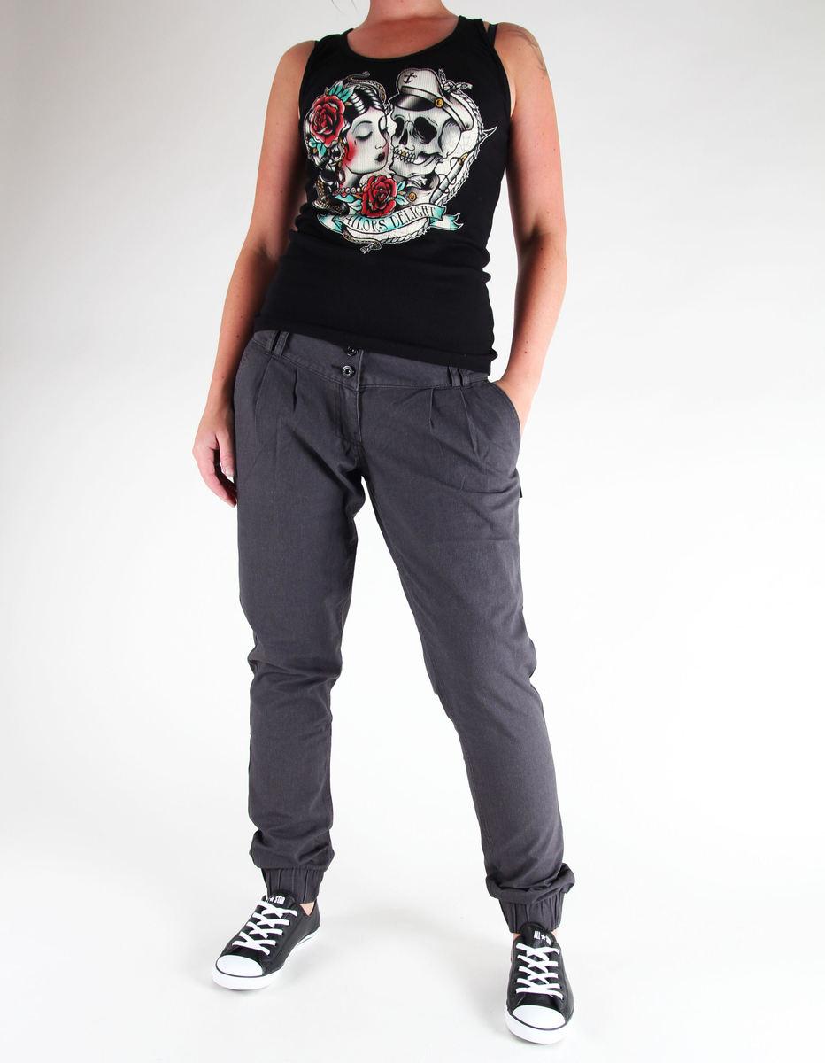 kalhoty dámské FUNSTORM - Stacy - 20 d grey