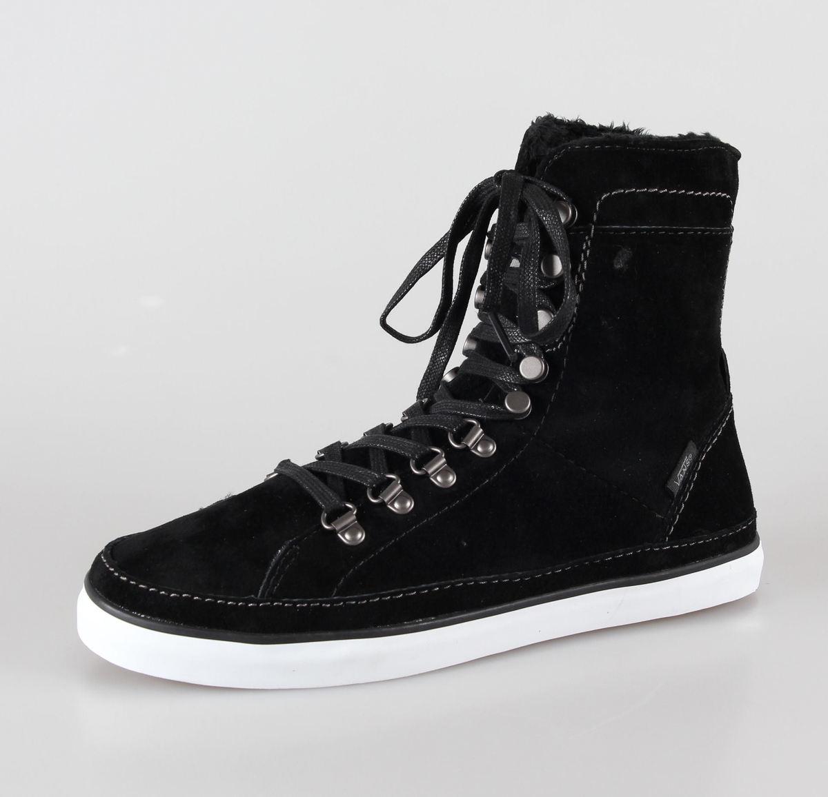 boty dámské zimní VANS