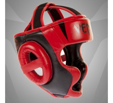 přilba VENUM - Absolute 2.0 Headgear - Red Devil - 0678