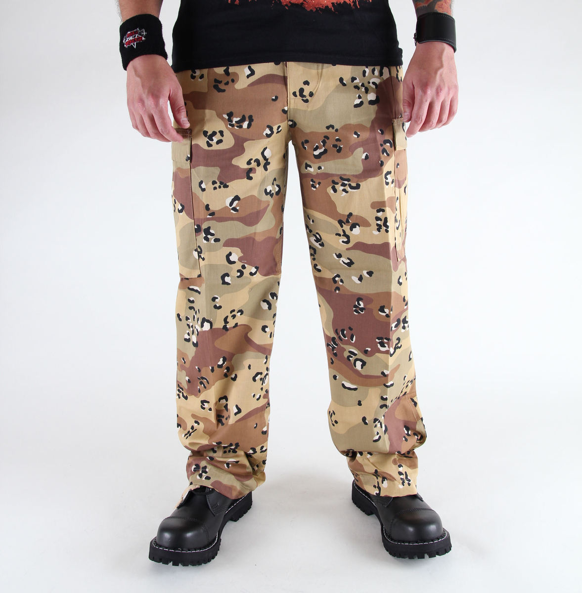 kalhoty pánské BRANDIT - US Ranger Hose Desert - 1006/17/6