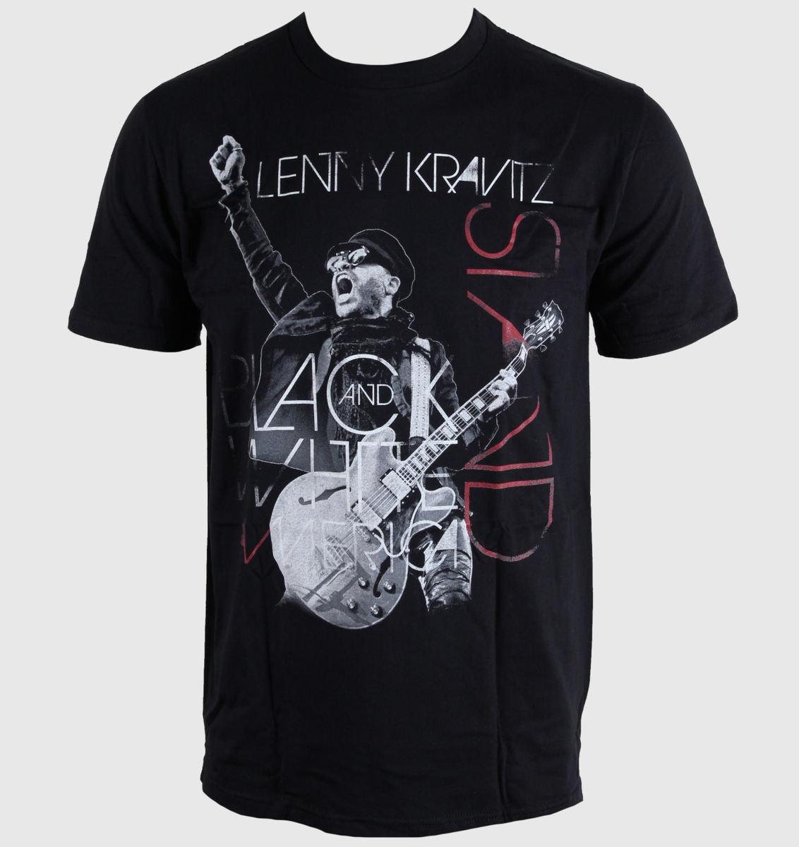 tričko pánské Lenny Kravitz