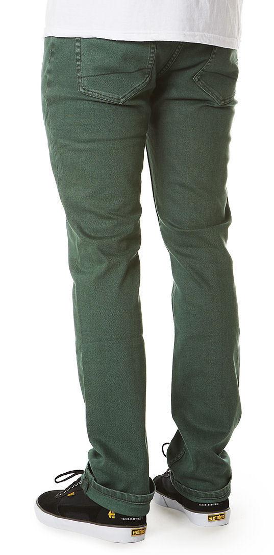 kalhoty pánské ETNIES - Slim Fit Denim - 351 Forrest
