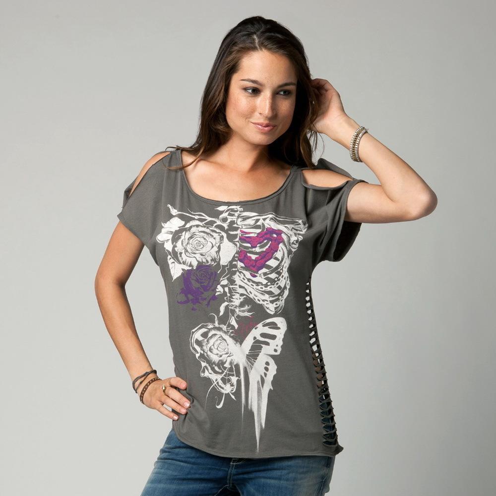 tričko dámské FOX