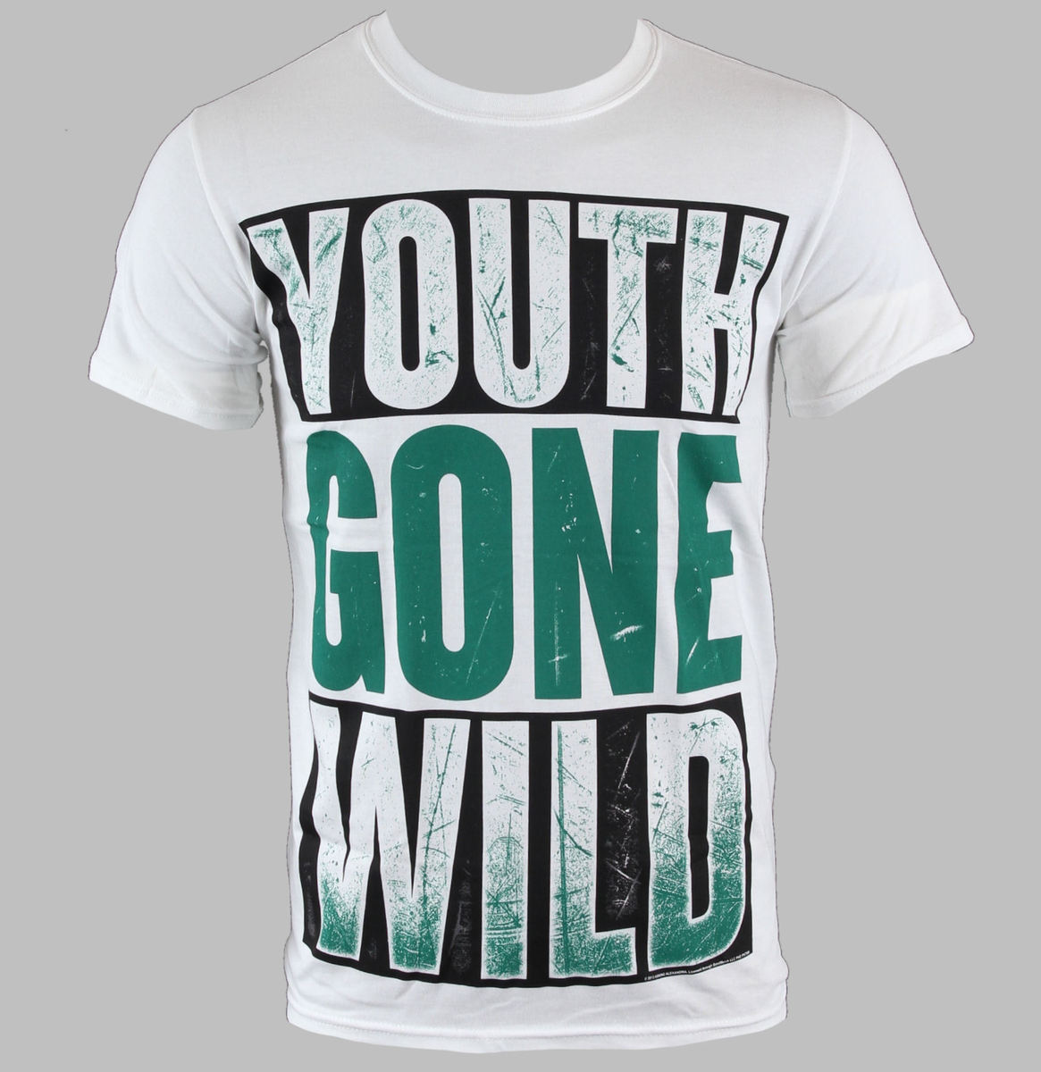 tričko pánské Asking Alexandria - Youth Gone Wild - PLASTIC HEAD - PH7998
