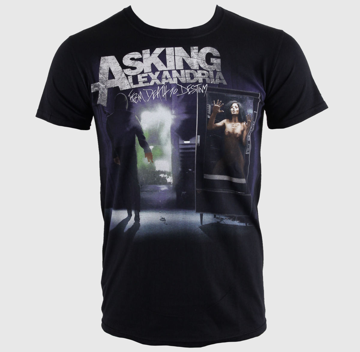 tričko pánské Asking Alexandria - From Death To Destiny - PLASTIC HEAD - PH7999