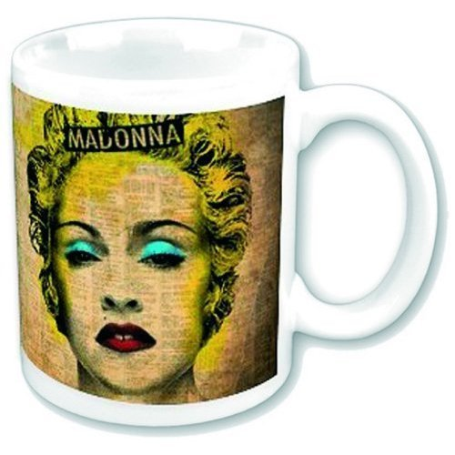 hrnek Madonna - Celebration - ROCK OFF - MADMUG01
