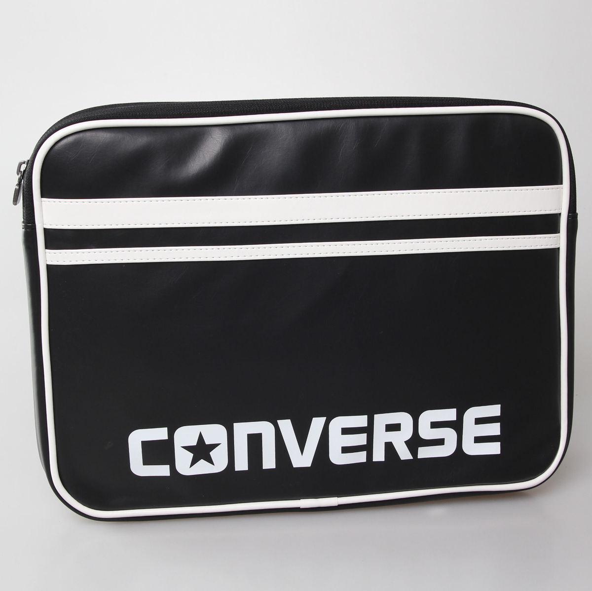 pouzdro CONVERSE - 13 Laptop Sport - Blk/Wht - 410500/002