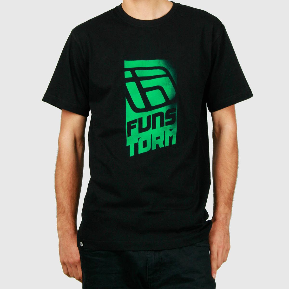 tričko pánské FUNSTORM - Stowe - 21 BLACK
