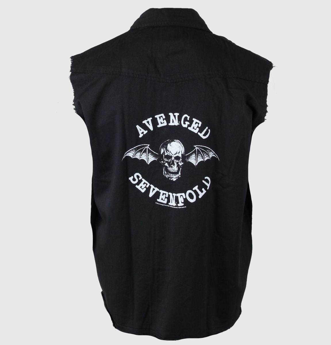 vesta pánská Avenged Sevenfold - Death Bat - RAZAMATAZ - WS049