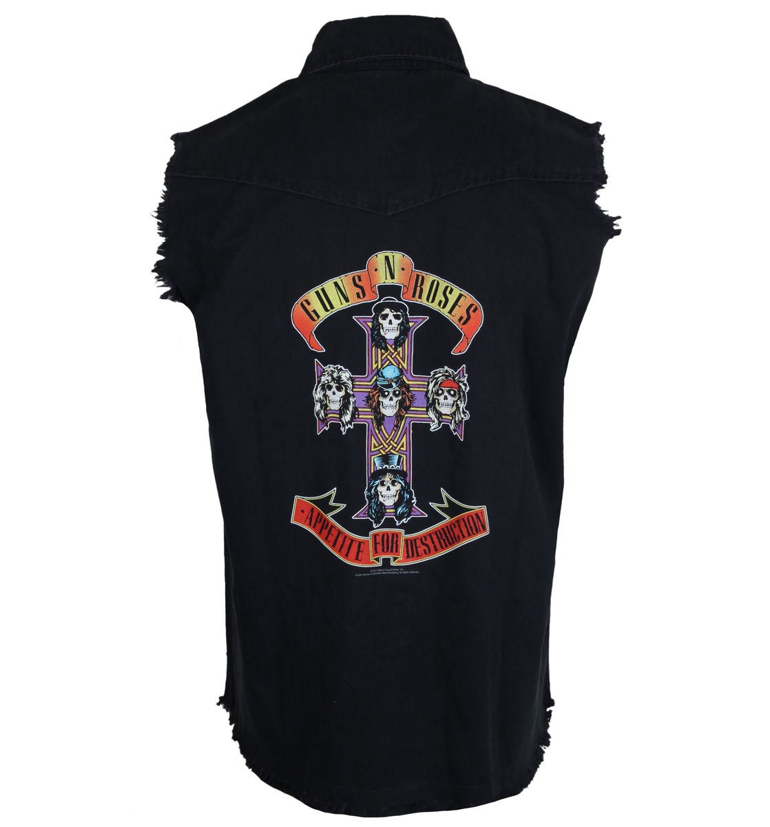 vesta pánské Guns N Roses - Appetite For Destruction - RAZAMATAZ - WS051