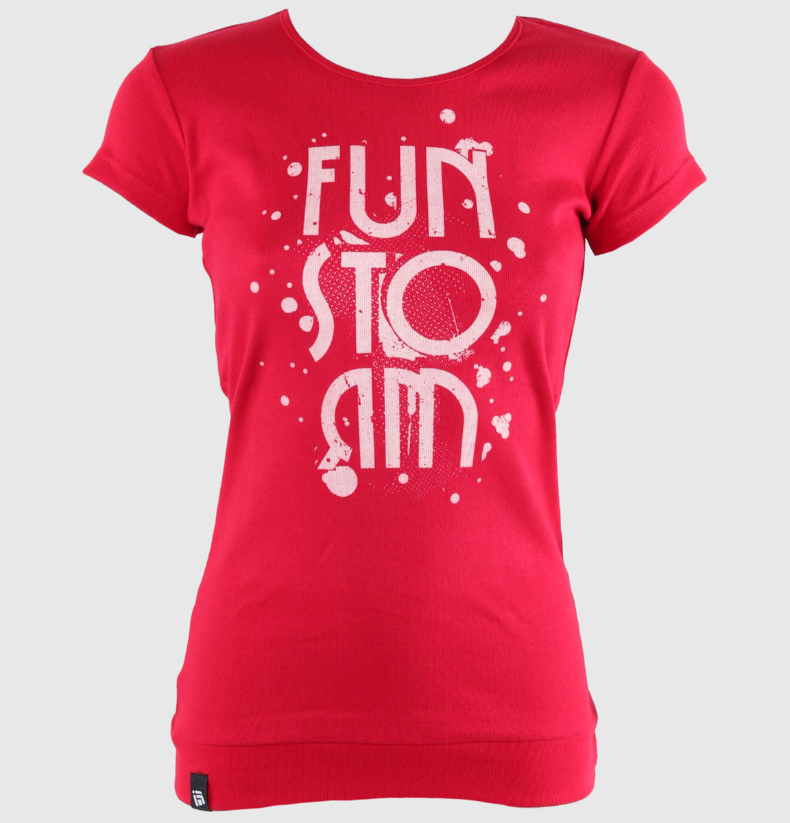 tričko dámské FUNSTORM - Gara - 24 RED