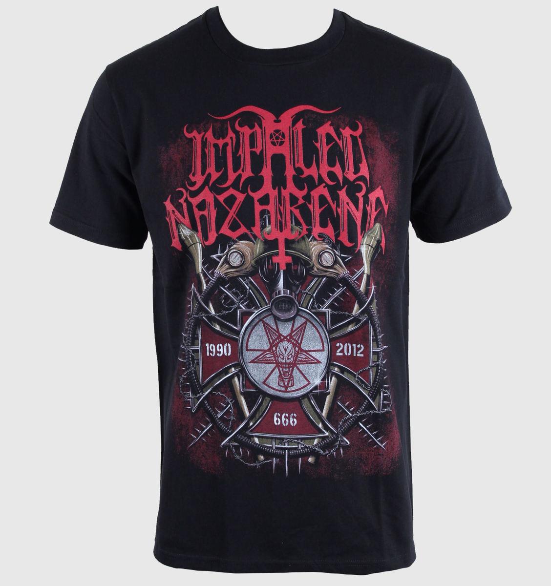 tričko pánské Impaled Nazarene - 1990-2012 - RAZAMATAZ - ST1669