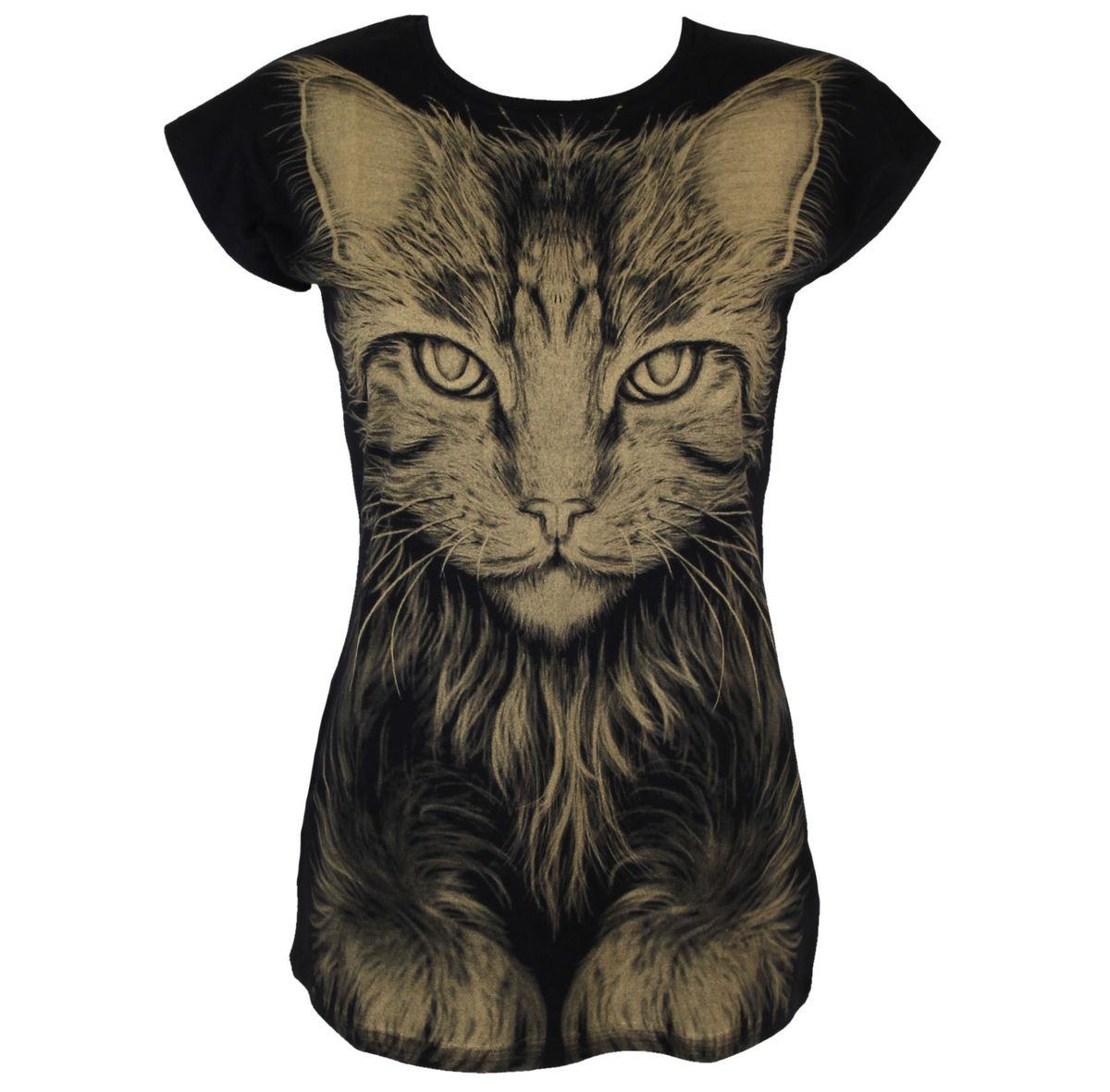 tričko dámské (tunika) ALISTAR - Cat - ALI004