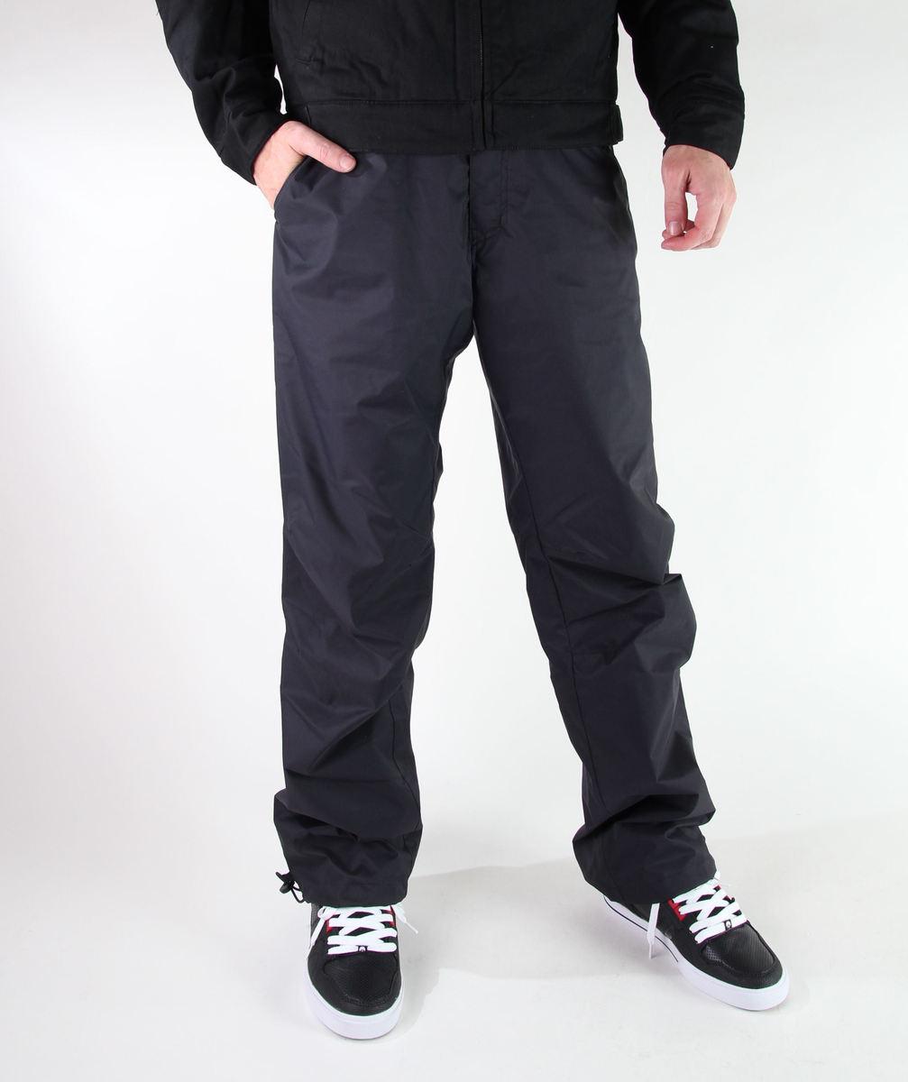 kalhoty pánské (šusťáky) FUNSTORM - Helmer - 21 Black