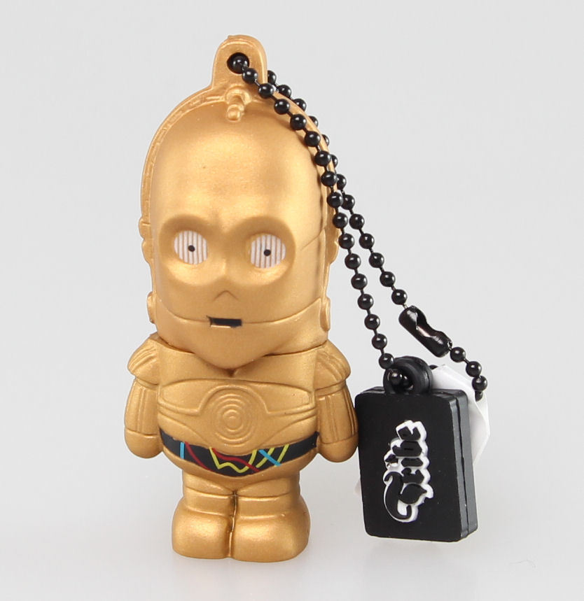 flash disc USB 8GB - STAR WARS - C-3PO - FD007406