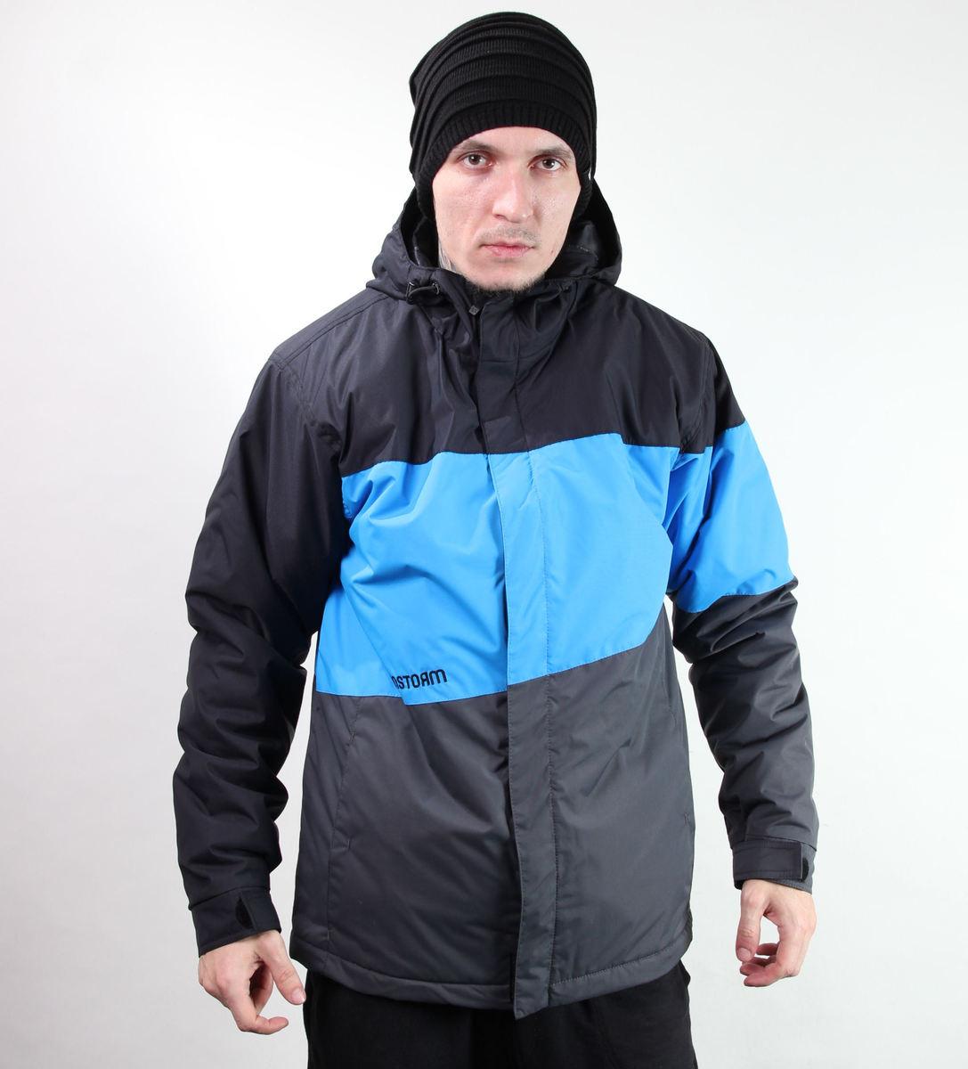 bunda pánská zimní -snb- FUNSTORM - Darwen - 14 BLUE
