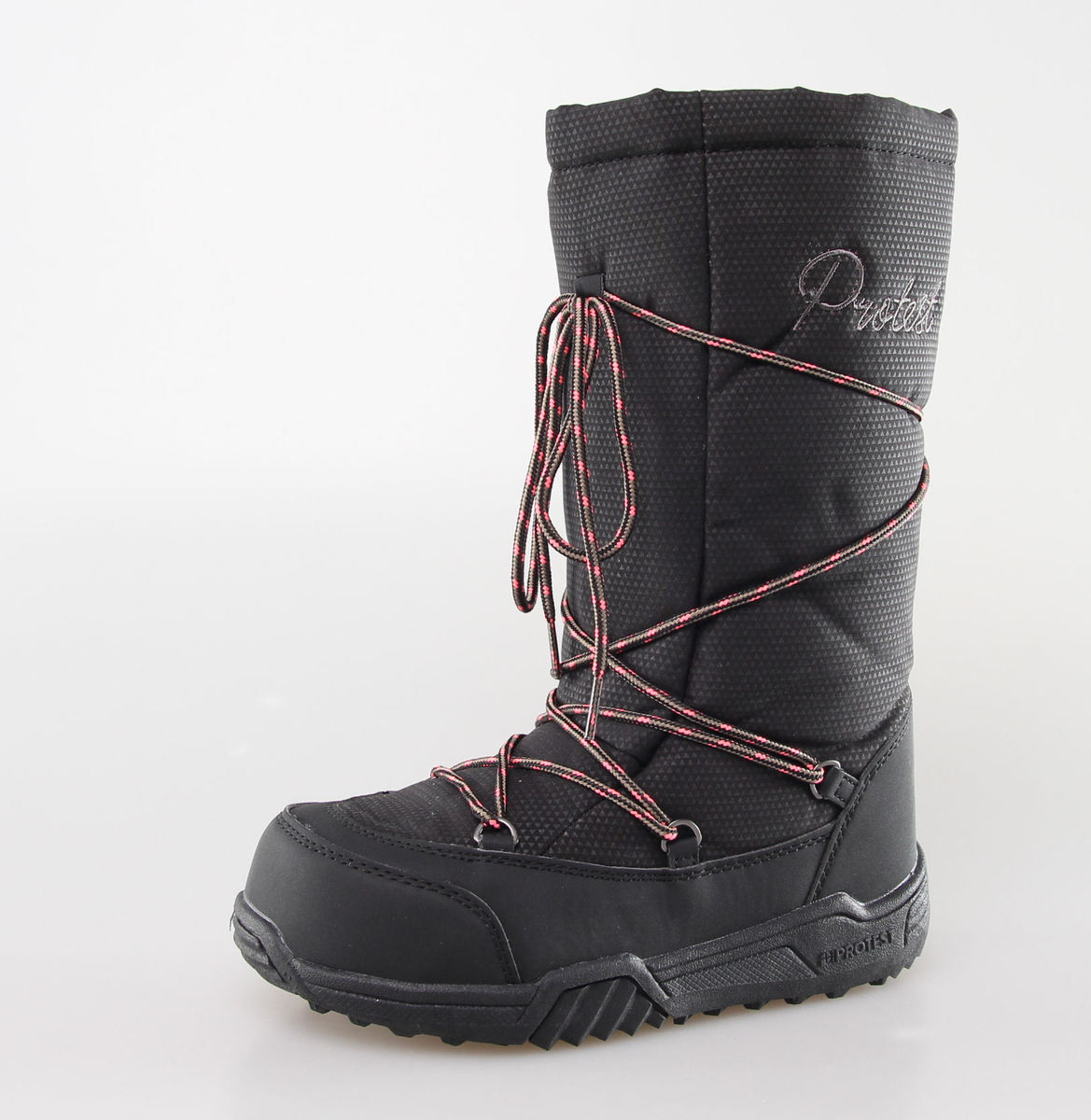 boty dámské zimní PROTEST - Abalone - TRUE BLACK