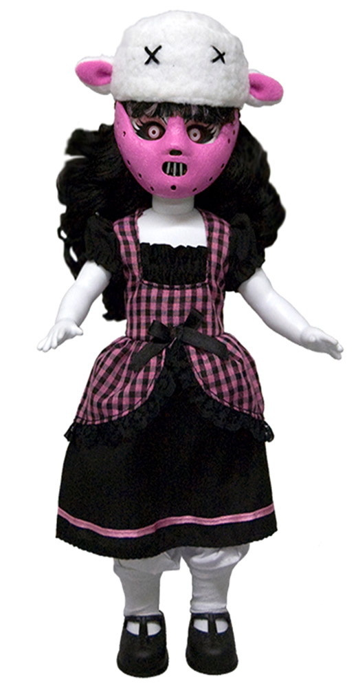 panenka LIVING DEAD DOLLS - Little Bo Creep - MEZ94232
