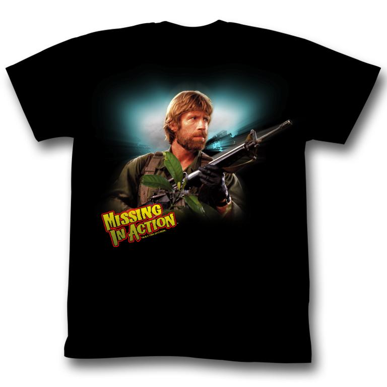 tričko pánské Nezvěstní v boji - Welcome To The Jungle - AC - MIA513