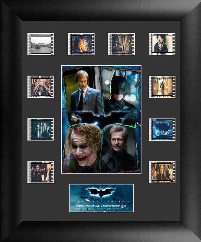 obraz Batman - The Dark Knight Framed Film Cell Characters - USFC5987